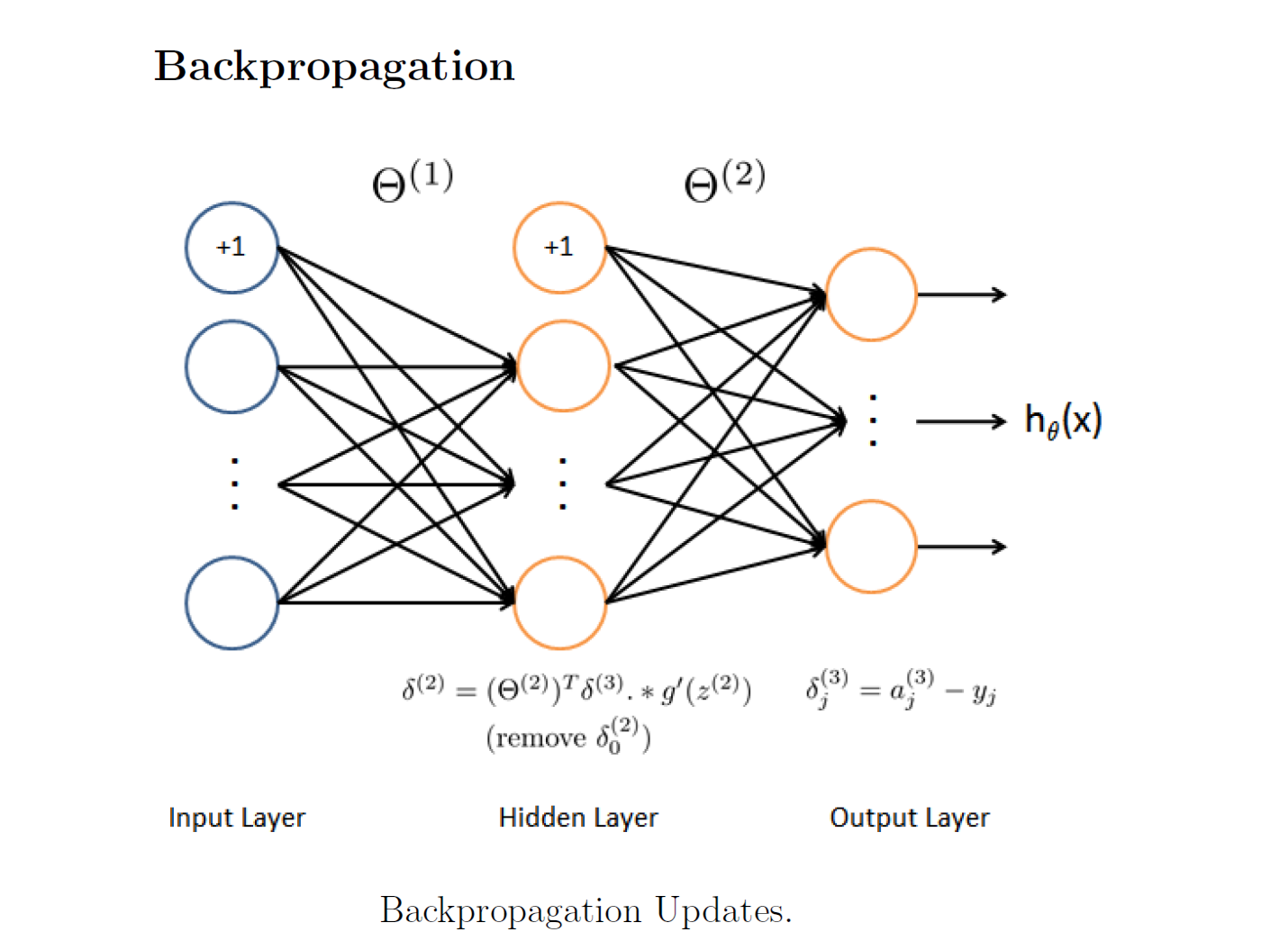 Backprop model